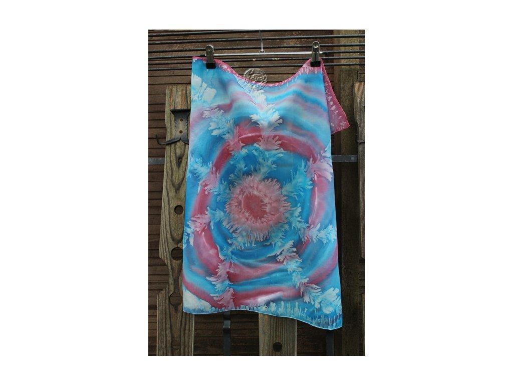 silk scarf Ponge 5-65x65cm
