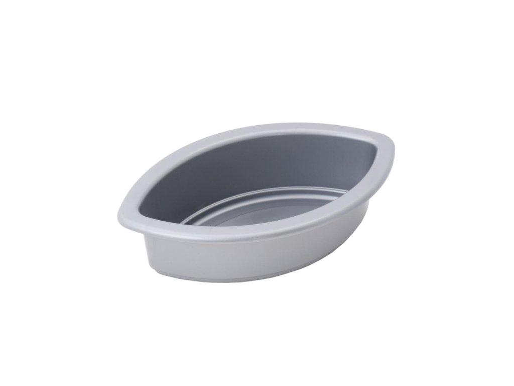 lodka bledo sivá