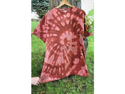 extra large batik t-shirt 2xl